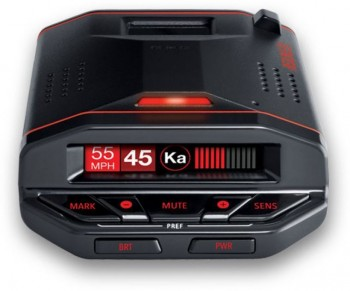 Radar detector Escort RedLine EX International - new successor of the RedLine Intl. Bigger, Better with GPS Database...